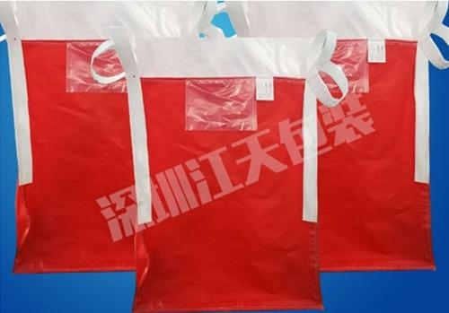 Large open tonnage bag